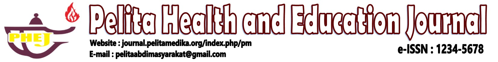 Pelita Health and Education Journal